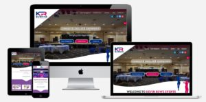 Kevin Rowe Events brochure website