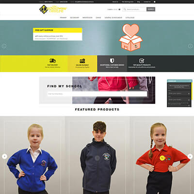The Schoolwear Centre