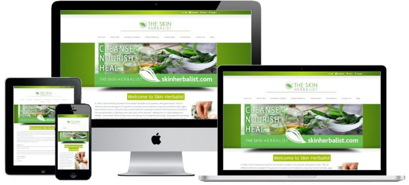 Skin Herbalist launches new online store