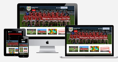 Tuam Stars GAA launch new website